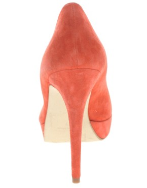 Image 2 ofDune Anise Sweetheart Platform Court Shoes