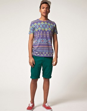 Image 4 ofASOS T-Shirt With Mexican Print