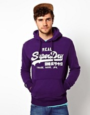 Superdry Vintage Logo Hoodie