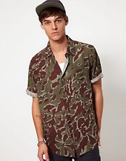 Insight Shirt Short Sleeve Roots Camo