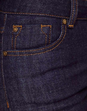 Image 3 ofNW3 Indigo Jeans with Roll Up Hem