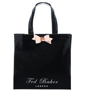 Image 1 ofTed Baker Bigcon Bow Shopper