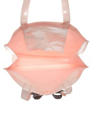 Image 4 ofTed Baker Bigcon Bow Shopper