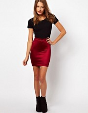 American Apparel Disco Skirt
