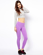 American Apparel - Leggings di jersey