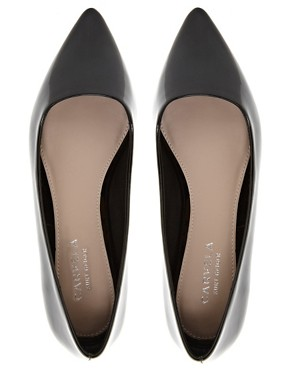 Image 3 ofCarvela Hannah Pointed Flat Shoes