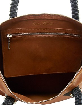 Image 2 ofKate Sheridan Trim Rivet Shopper