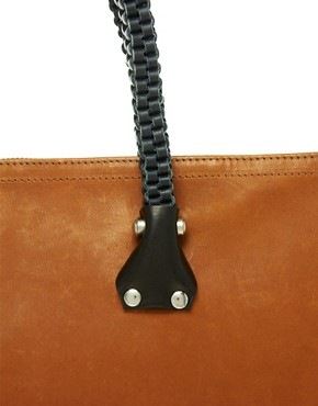 Image 4 ofKate Sheridan Trim Rivet Shopper