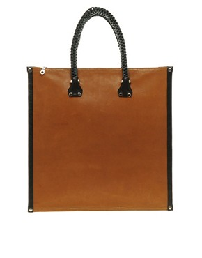 Image 1 ofKate Sheridan Trim Rivet Shopper