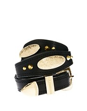 ASOS Western And Stud Waist Belt