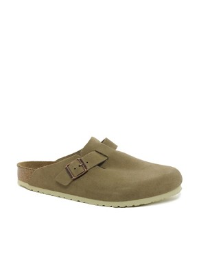 Image 1 ofBirkenstock Boston Mules