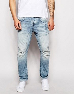 Jack & Jones Antifit Jean with Twisted Seam