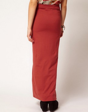 Image 2 ofMinkpink Patience Maxi Tube Skirt