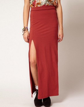 Image 4 ofMinkpink Patience Maxi Tube Skirt