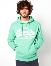 Superdry Logo Sweatshirt