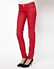 Wrangler Coloured Skinny Jeans