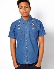 Bellfield Denim Shirt