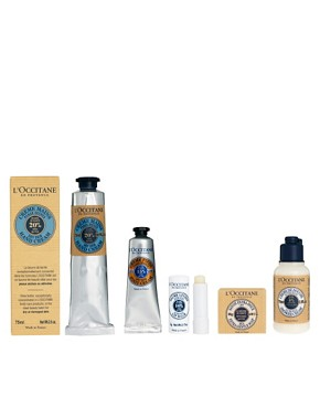 Image 3 ofL&#39;Occitane Protecting Shea Butter Collection SAVE 35%