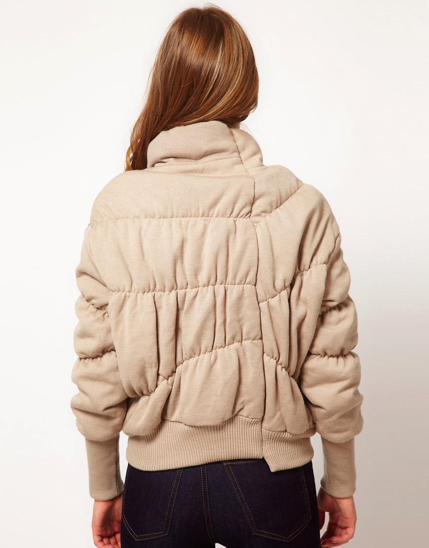 Image 2 of JNBY Knitted Padded Jacket