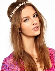 Deepa Gurnani Spike Head Band