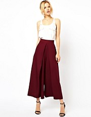 ASOS Trousers With Extreme Wide Leg