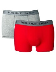 Polo Ralph Lauren 2 Pack Trunks