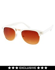 Jeepers Peepers Exclusive To ASOS Duke Club Sunglasses