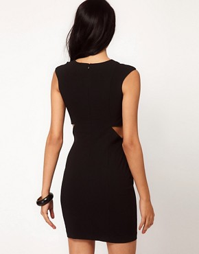 Image 2 ofHybrid Open Sides Pencil Dress