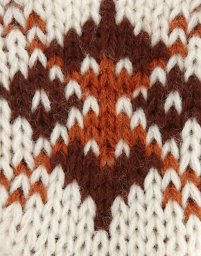 Image 2 ofASOS Fairisle Converter Gloves