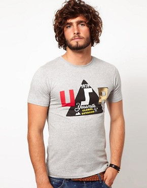 Image 1 ofPaul Smith Jeans USA T-Shirt