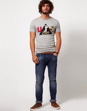 Image 4 ofPaul Smith Jeans USA T-Shirt