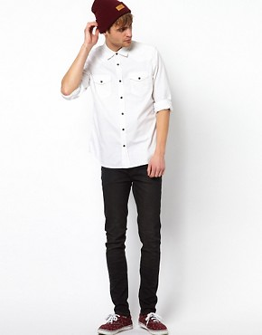 Image 4 ofRiver Island Eastwood Western Shirt