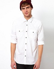 River Island Eastwood Western Shirt