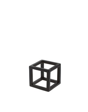 Image 1 ofCheap Monday Cube Ring Exclusive To ASOS