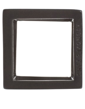 Image 2 ofCheap Monday Cube Ring Exclusive To ASOS