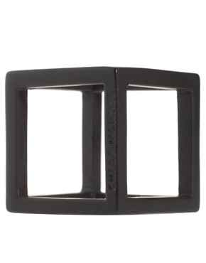 Image 4 ofCheap Monday Cube Ring Exclusive To ASOS