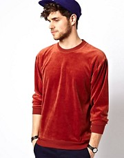 American Apparel Velour Sweatshirt