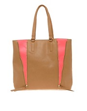 Aldo Summerall Zip Detail Shopper Bag