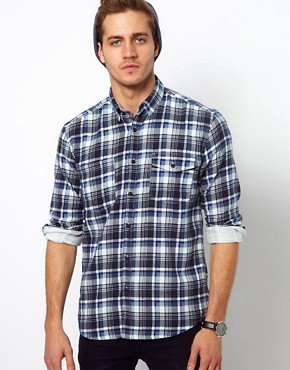 Image 1 ofSelected Check Shirt