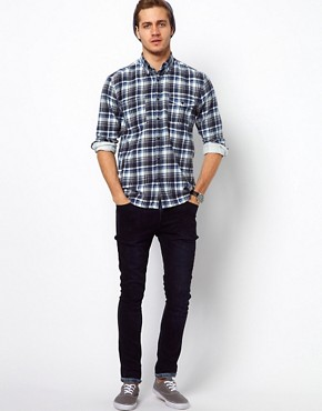 Image 4 ofSelected Check Shirt