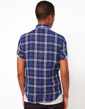 Image 2 ofFreesoul Shirt Short Sleeve Check