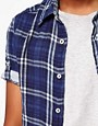 Image 3 ofFreesoul Shirt Short Sleeve Check
