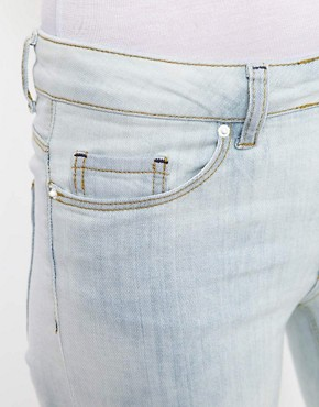 Image 3 ofASOS Ultra Skinny Jean in Bleach Wash