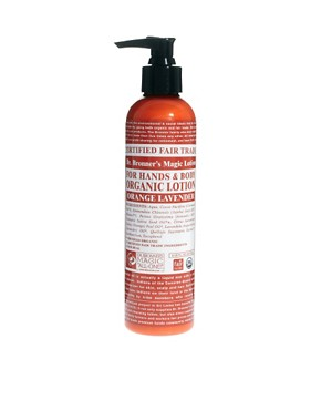 Image 1 ofDr. Bronner Organic Hand &amp; Body Lotion 236ml