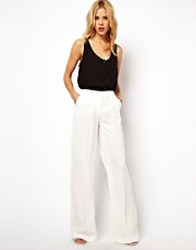 Mango Relaxed Tailored Trouser