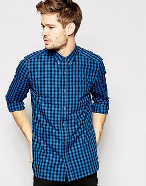 French Connection Gingham Shirt