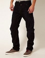 G-Star Jeans Loose Tapered Kruse 3D Raw