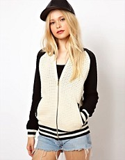 River Island Baseball Jacket