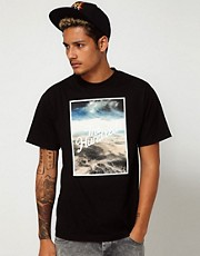 The Hundreds &ndash; Altitude &ndash; T-Shirt mit Aufdruck