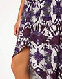 Image 3 ofRiver Island Printed Wrap Maxi Skirt